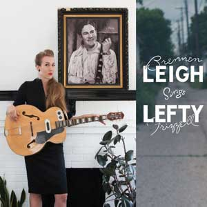 Brennen Leigh Sings Lefty Frizzell album cover